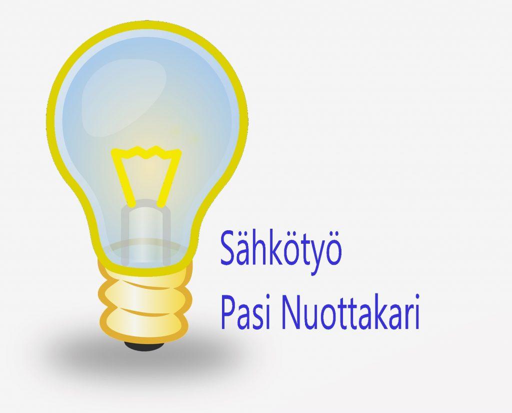 Sähkötyö Pasi Nuottakari, sähköasennus, sähkösuunnittelu, ilmalämpöpumppu asennus
